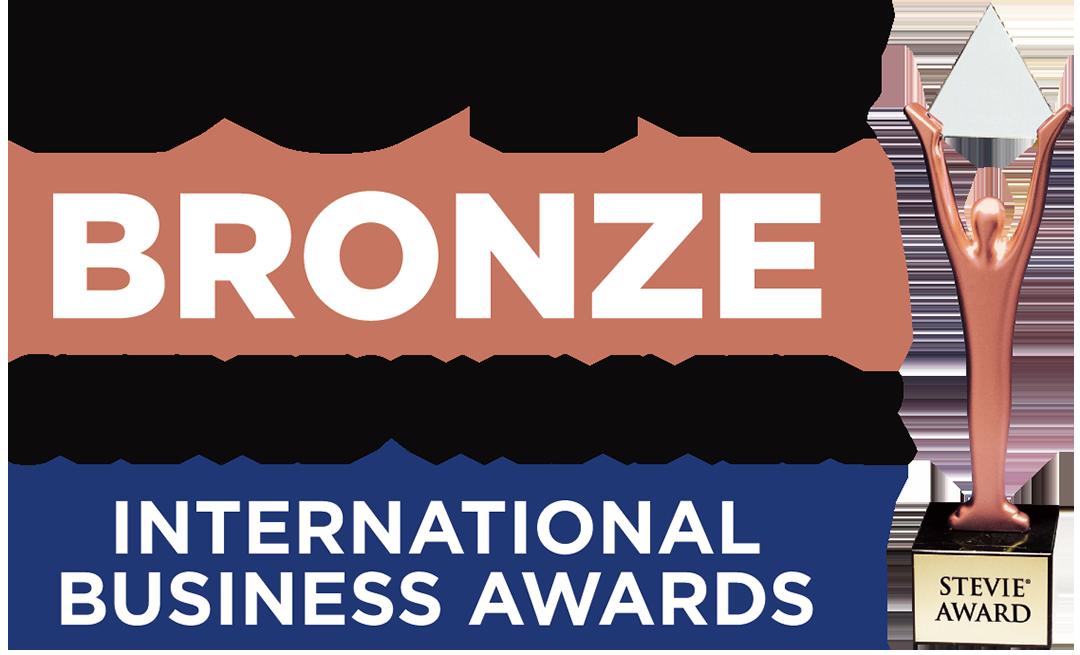 Ignite Vision won Stevie IAB Bronze Award
